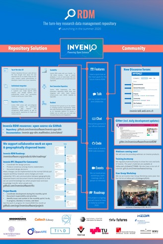 Download the full-sized PDF of Invenio RDM: A collaborative, community-driven research data management platform