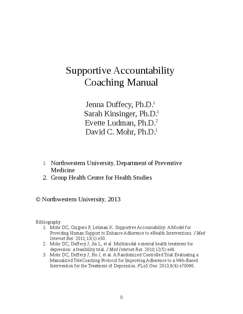 Download the full-sized Document of Supportive Accountability Coaching Manual