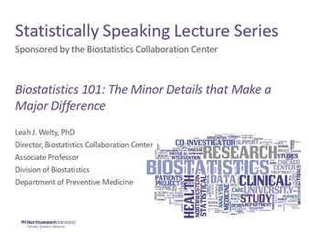 Download the full-sized PDF of Biostats 101: The Minor Details that Make a Major Difference